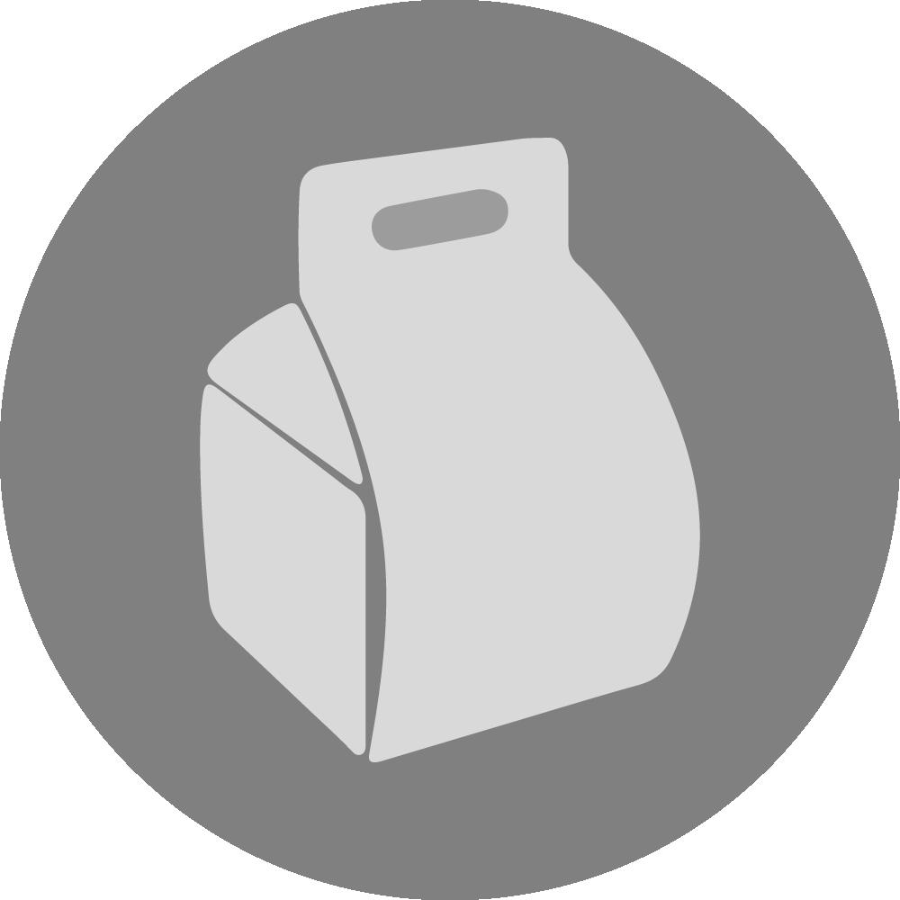 take out box symbol